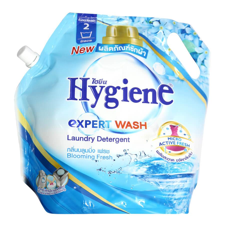 Nước giặt quần áo Hygiene Thái Lan Công nghệ Micro Active 2800ml