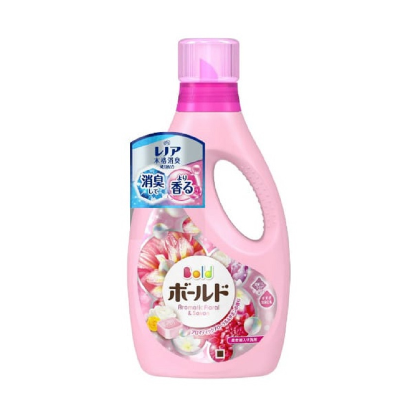 Nước giặt xả BOLD P&G Nhật Bản - 850g