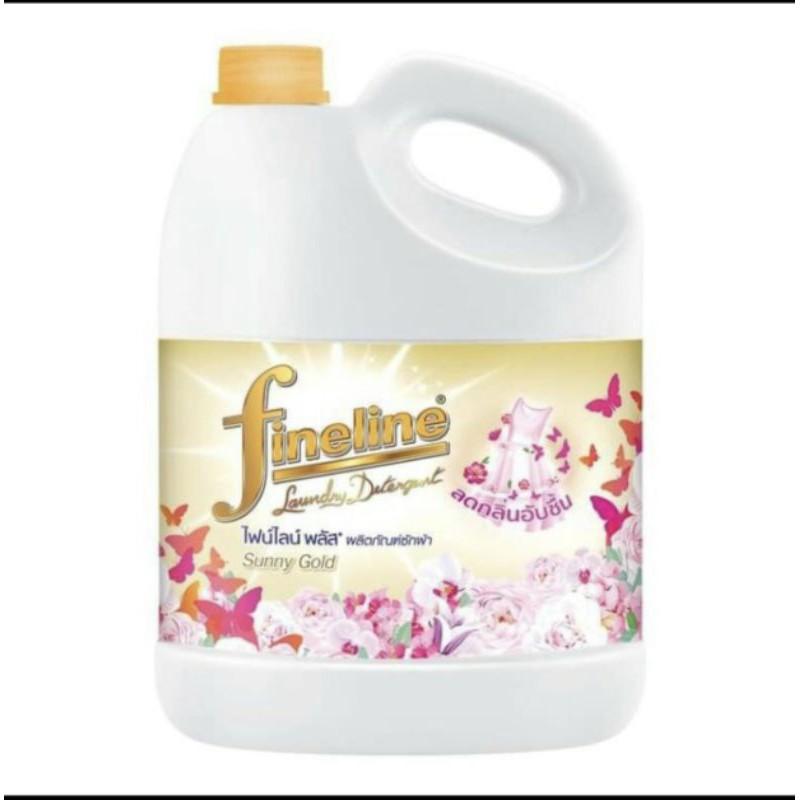 Nước giặt xả FINELINE 3000ml - Hàng Thái Lan