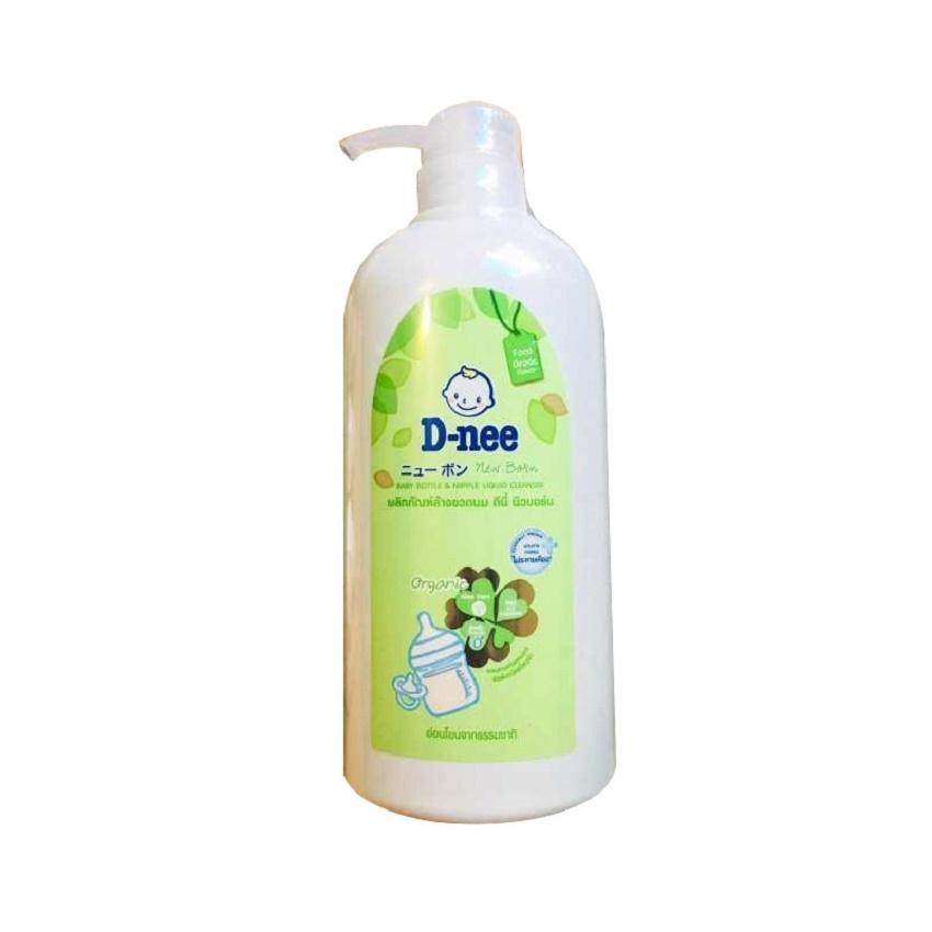 Nước rửa bình sữa & rau củ D-NEE Thái Lan