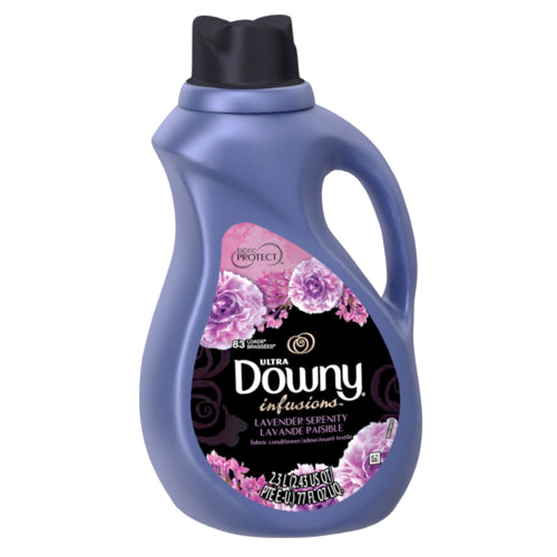 Nước xả vải Downy U.Infusion Lavender Serenity 2,3L