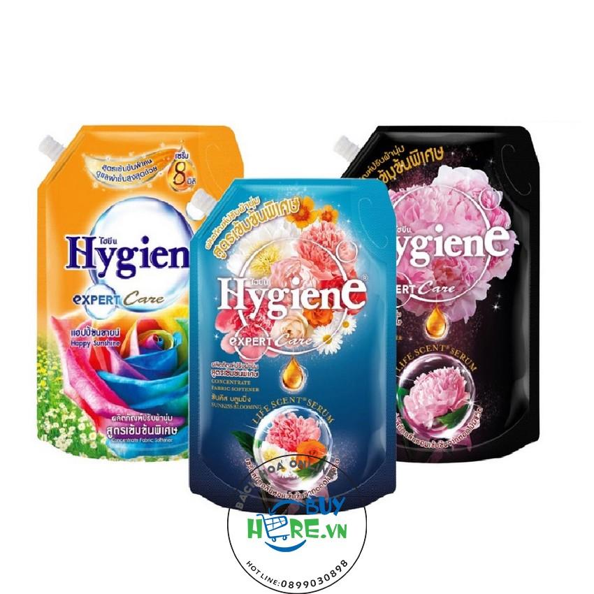 Nước xả vải đậm đặc Hygiene Thái Lan 1300ml
