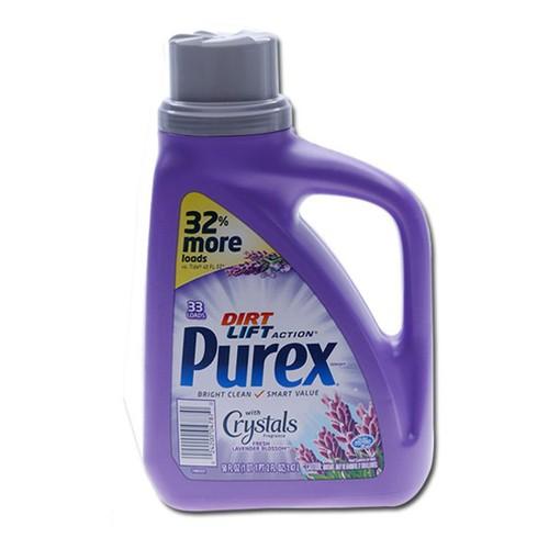 Nước giặt Purex Fresh Lavender Blossom 1.47L