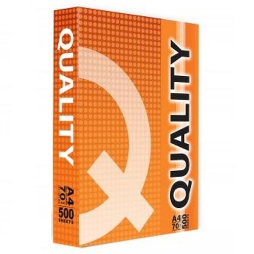 Giấy Quality A4 70gsm 500 tờ