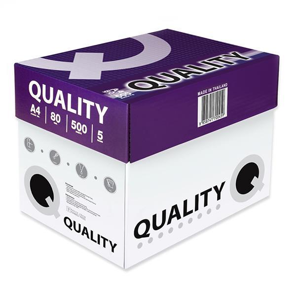 Giấy Quality A4 80gsm 500 tờ