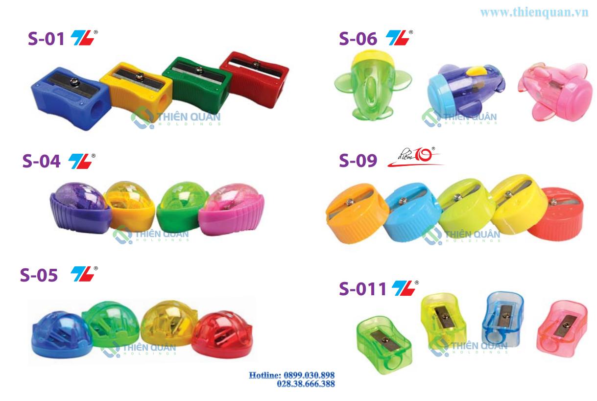Chuốt bút chì S-06