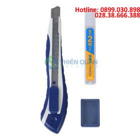 Dao rọc giấy S CU-004 (9mm) + 2 lưỡi dao