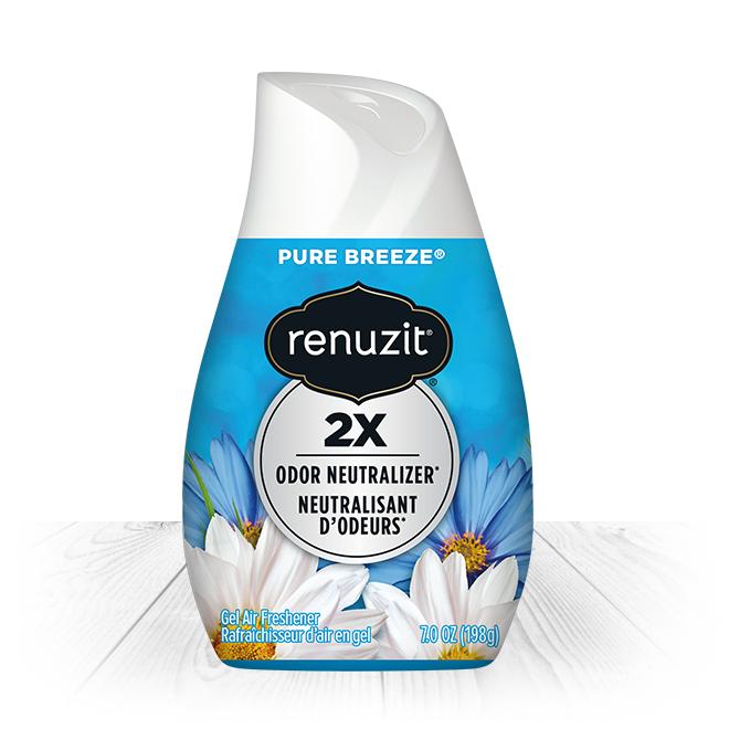 Sáp thơm phòng Renuzit Pure Breeze 198g
