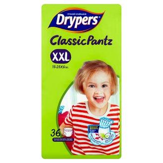 Tã bỉm quần DRYPERS CLASSIC PANTZ XXL36 ( bé 15 - 25 Kg )