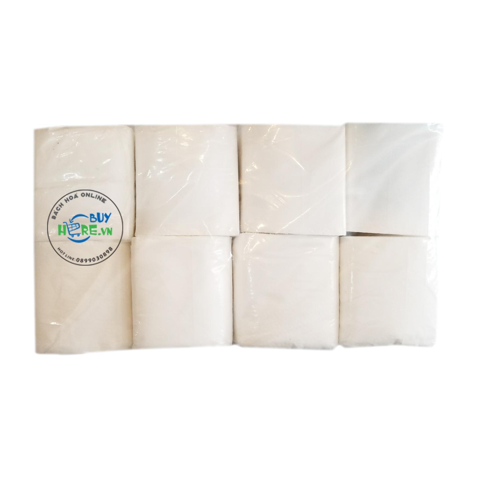 Khăn giấy ăn vuông Smart Save gói 1 kg ( giấy 2 lớp )