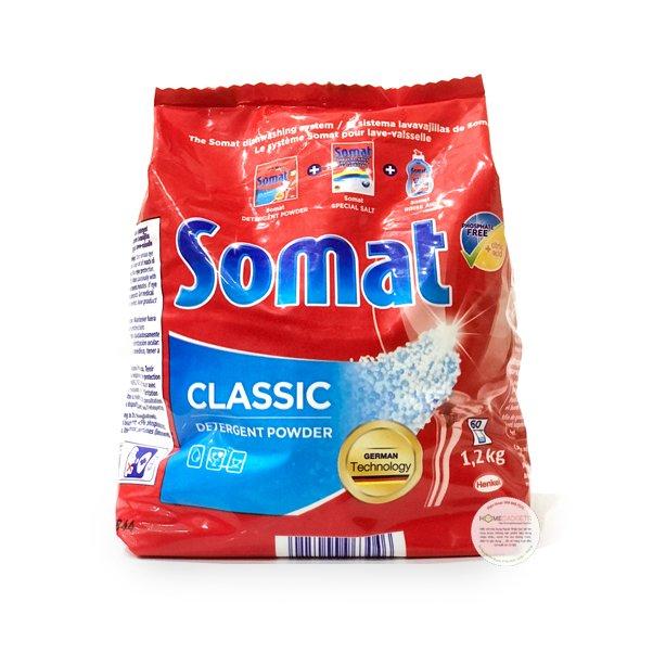 Bột rửa ly Somat Detergent- 1.2KG