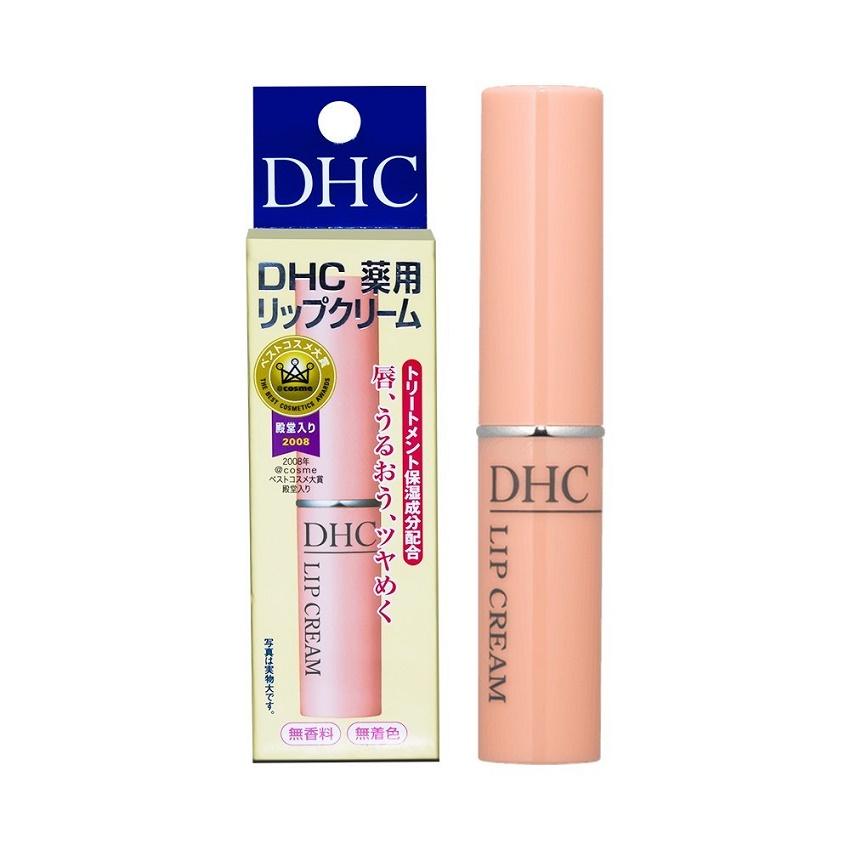 Son dưỡng môi DHC Nhật Bản 1.5g- không màu