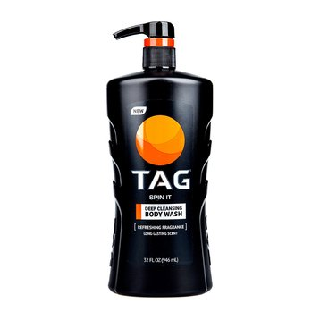 TAG Body Wash, Spin It 946ml