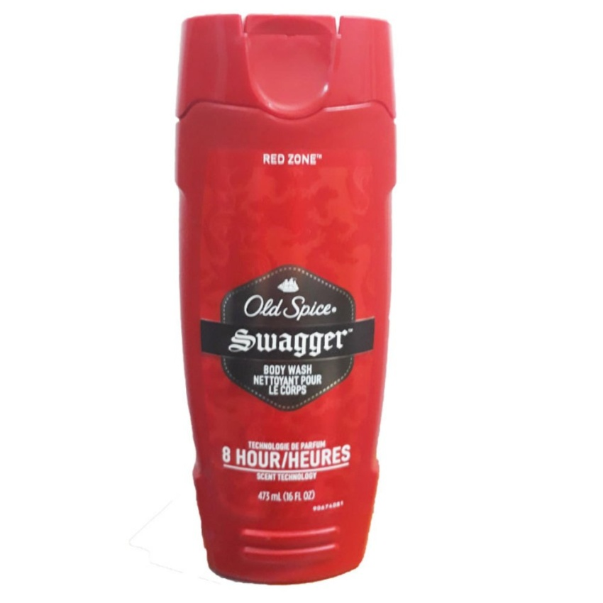 Sữa tắm Old Spice Red Zone Swaggers 473 ml