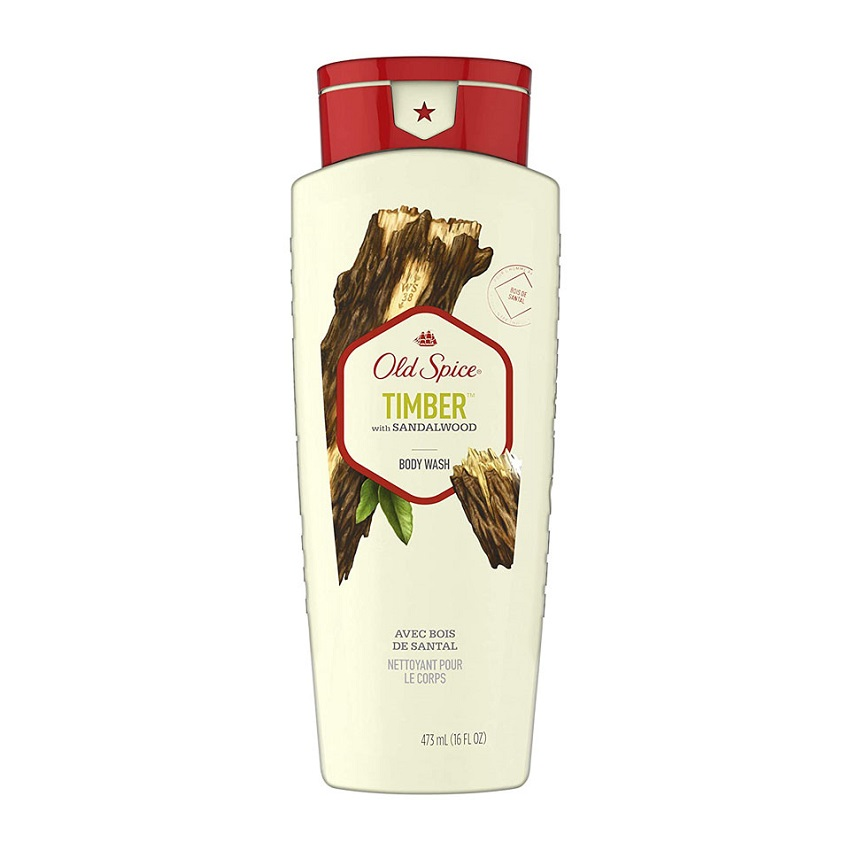 Sữa tắm Old Spice Timber Body wash