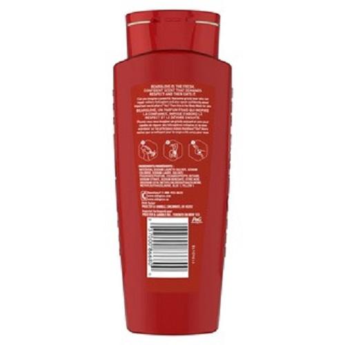 Sữa tắm Old Spice Wolfthorn Body Wash - Hàng USA