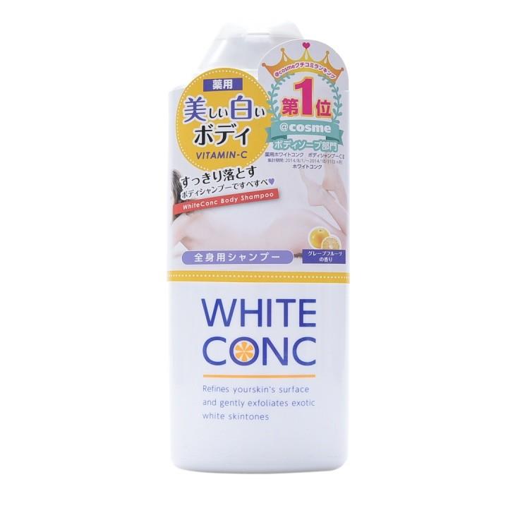 Sữa Tắm Sáng Da WHITE CONC 360ml
