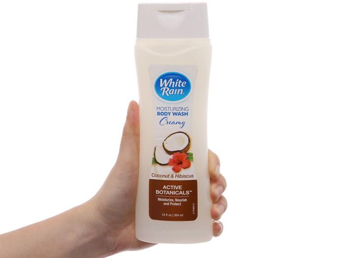 Sữa tắm White Rain Moisturizing Creamy Coconut & Hibiscus 354ml