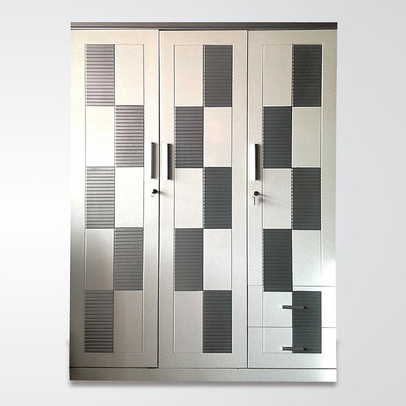 Tủ quần áo Veneer Hưng Phát - Mã HPF-T-004-T