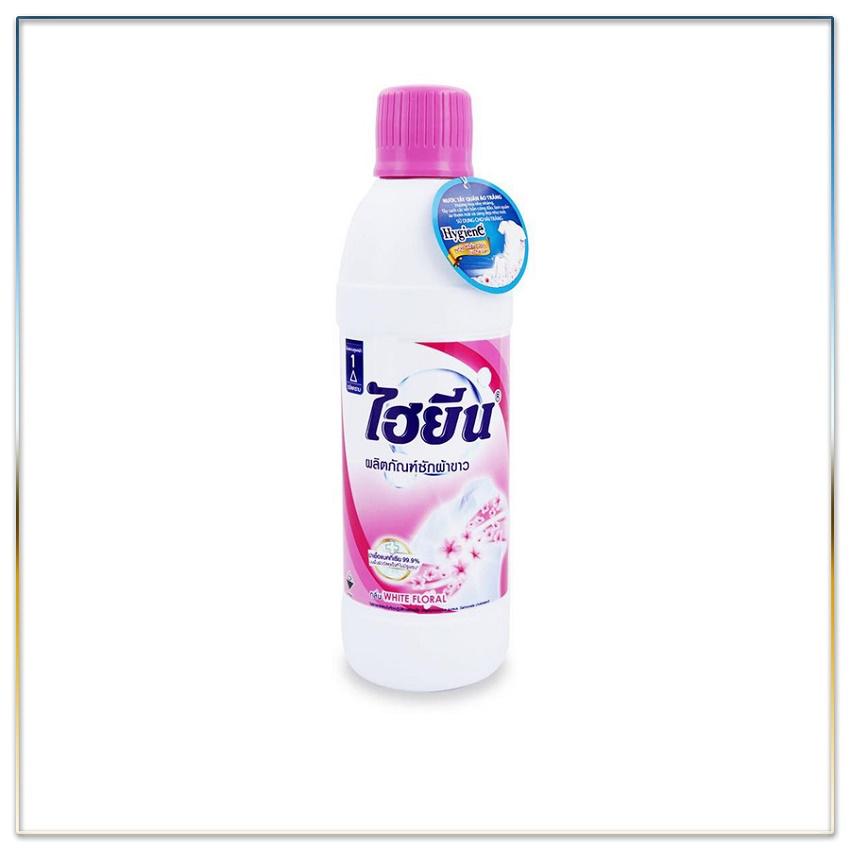 Nước tẩy quần áo trắng HYGIENE Thái Lan - 600ml