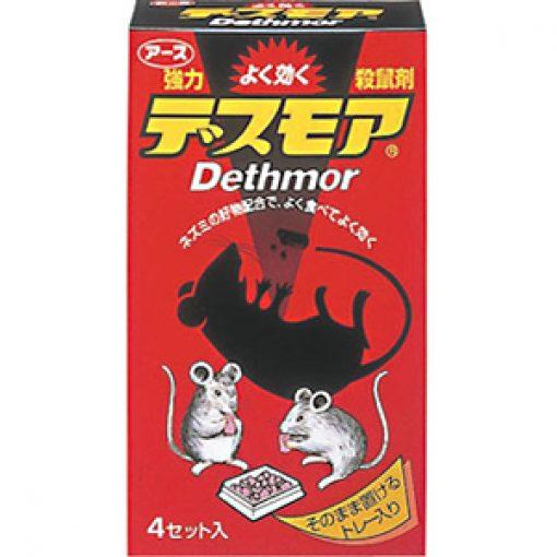 Thuốc viên diệt chuột dethmor