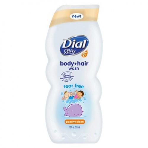 Sữa tắm Dial  Kids Peachy Clean 355ml