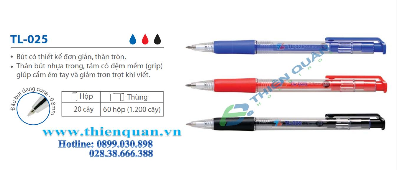 Bút bi TL025 - Grip