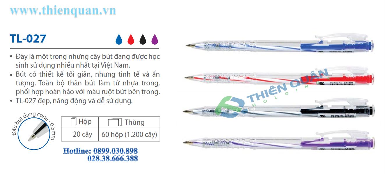 Bút bi TL027