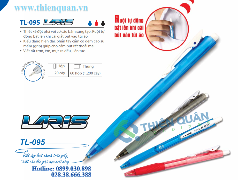 Bút bi TL-095 LARIS