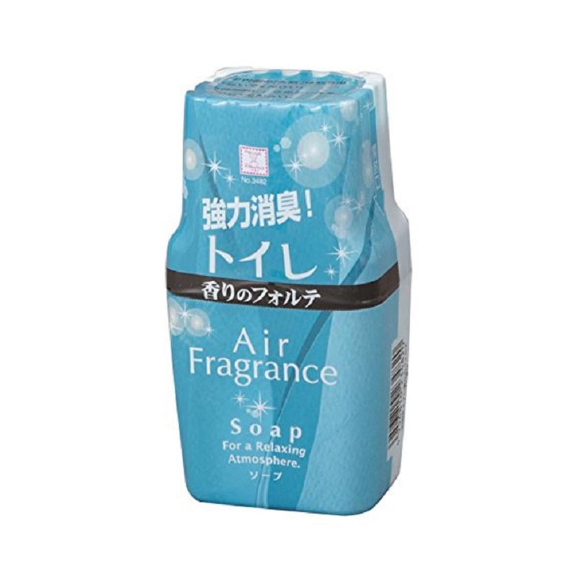 Hộp khử mùi toilet hương lavender + Nước tẩy vệ sinh lồng máy giặt nội địa Nhật Bản