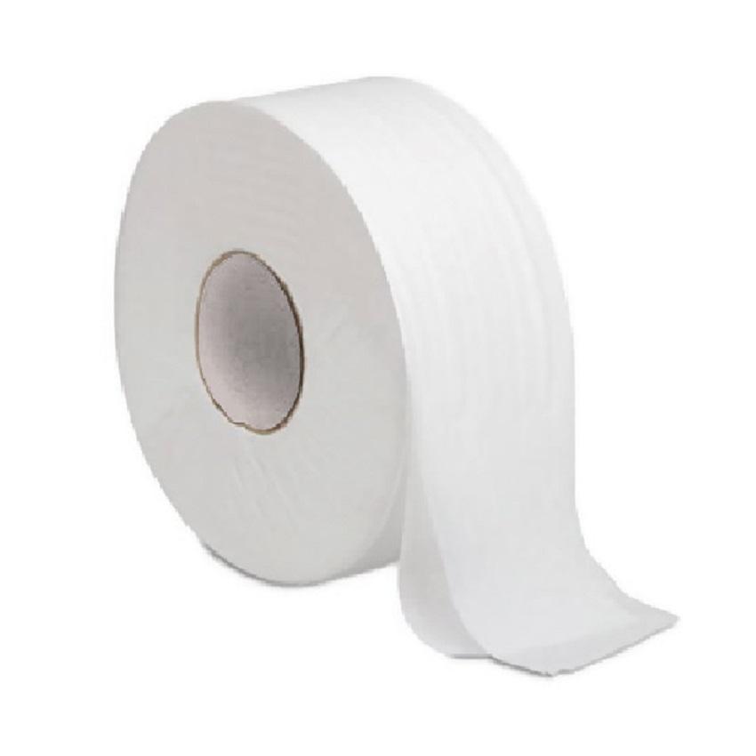 Giấy vệ sinh cuộn lớn 600gam 2 lớp