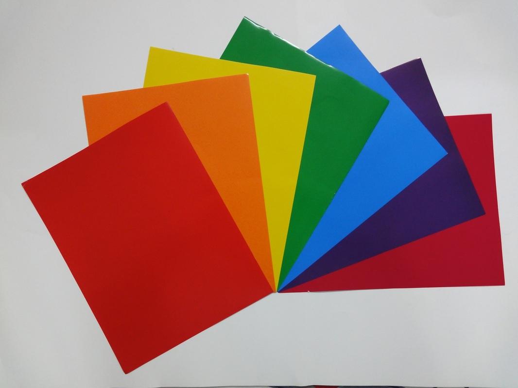 giấy màu