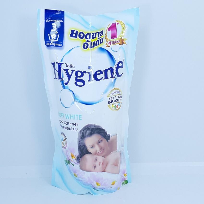 Nước xả vải HYGIENE Thái Lan  – 600ml Trắng