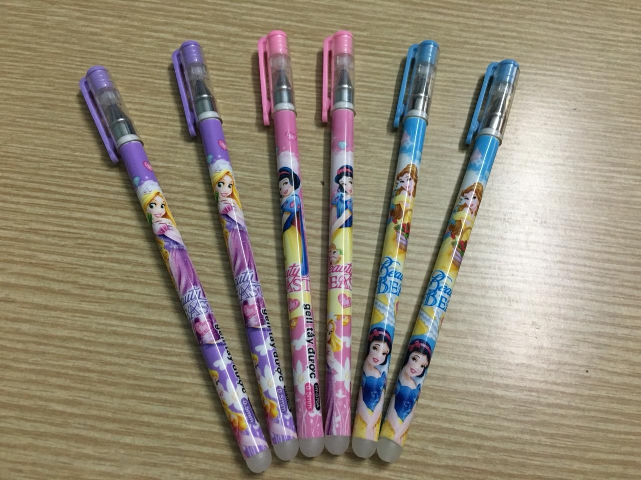 bút gel tẩy được