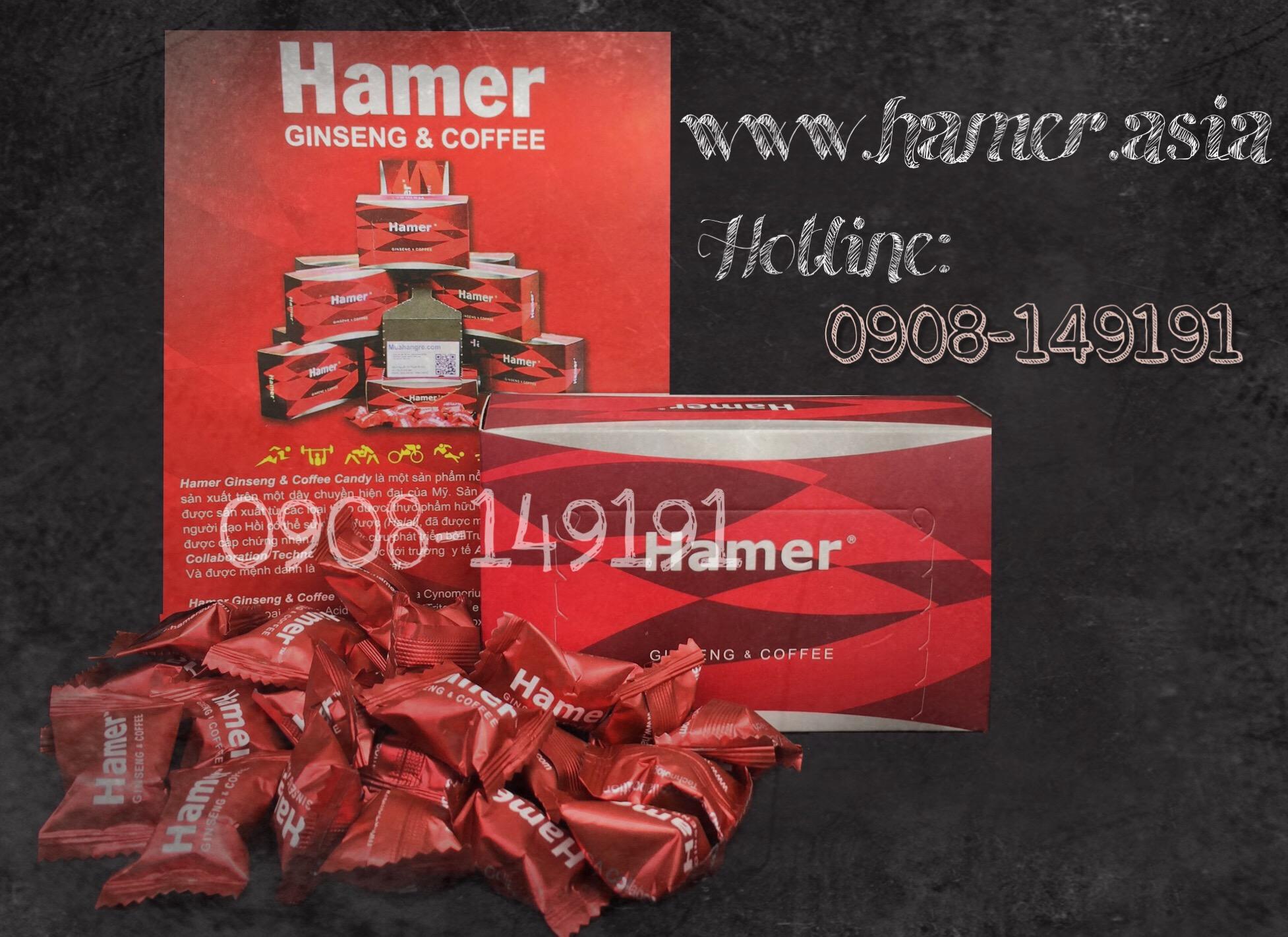 Hamer.asia - Cung cấp TPCN: kẹo Hamer, tongkat ali đỏ, Sâm mãnh hỗ ...
