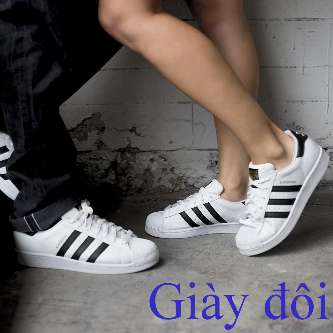 Giày đôi nam nữ xuất dư