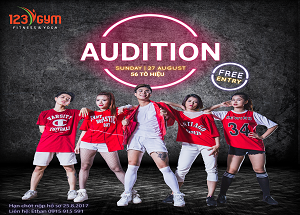 AUDITION - GROUP X