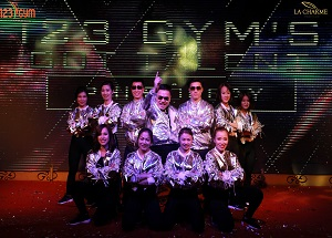ĐỘI PHI ĐỘI BAY | 123 GYM'S GOT TALENT