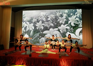 ĐỘI YOGA LOVERS | 123 GYM'S GOT TALENT