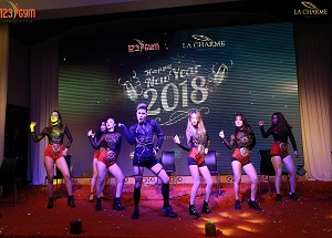 BROADWAY | NEW YEAR PARTY 2018
