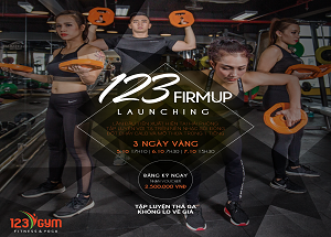 [VIDEO] LAUNCHING 123 FIRMUP
