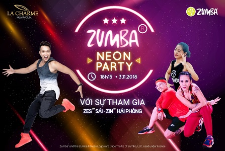 ZUMBA® NEON PARTY