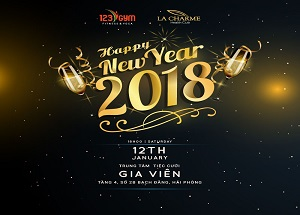 HAPPY NEW YEAR PARTY 2018 (12.01.2018)