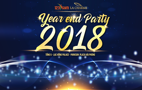 YEAR END PARTY 2018 | 14.12.2018