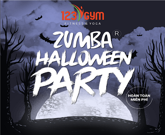 ZUMBA® HALLOWEEN PARTY
