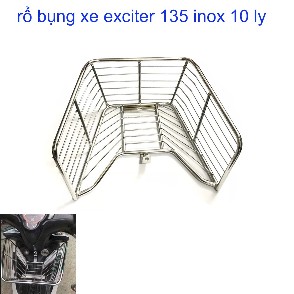 Rổ bụng EXCITER 135 thanh khang 006001059