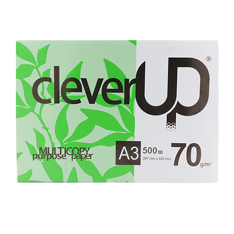 Giấy A4 Clever up - 70gsm