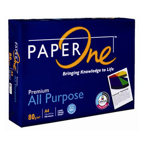 Giấy A4 Paperone-80gsm