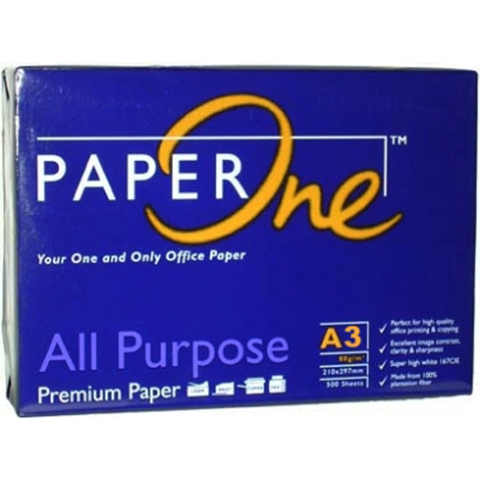 Giấy A3 Paperone 80gsm
