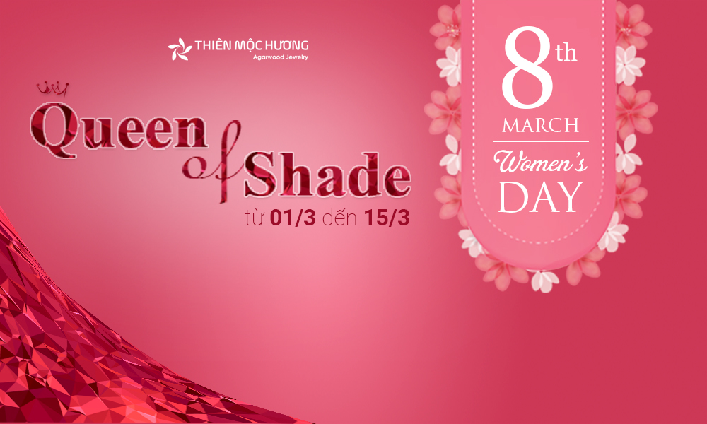 Queen of Shades - Phong thái nữ hoàng
